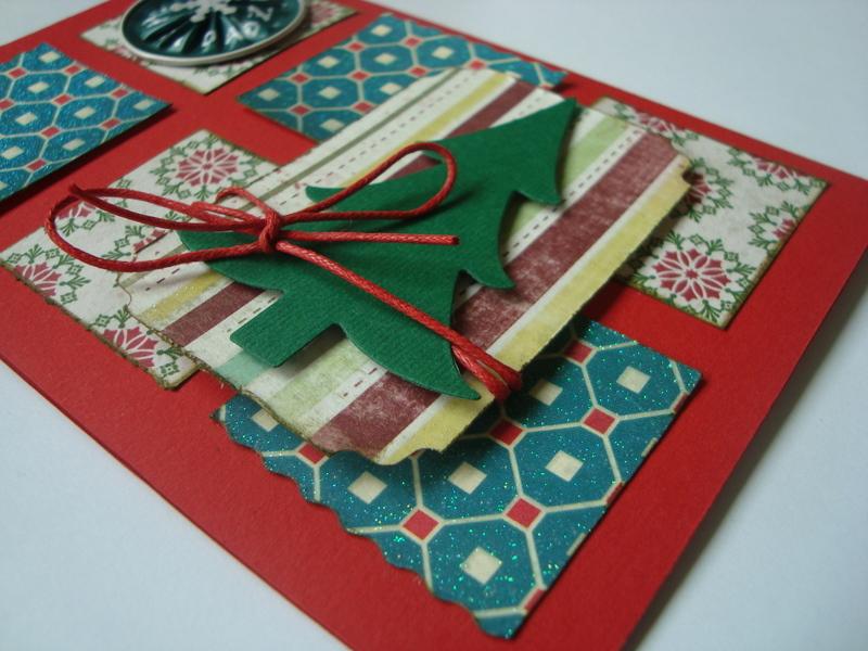 Blog hop de tarjetas navide as el ba l de chimos - Postales navidenas creativas ...