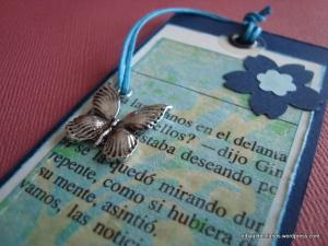 Detalle charm mariposa